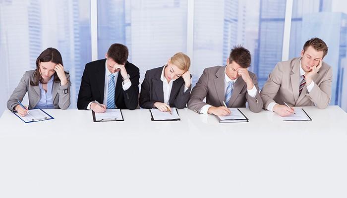 経営の悩み