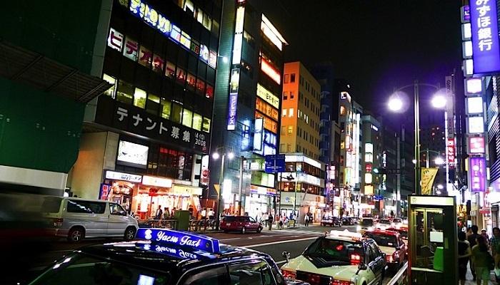 五反田 繁華街